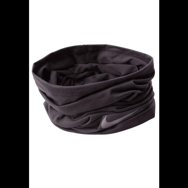 Nike Dri-Fit Wrap Neck Warmer Zwart