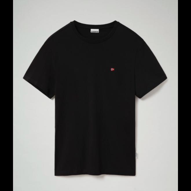 Heren Salis T-shirt Zwart