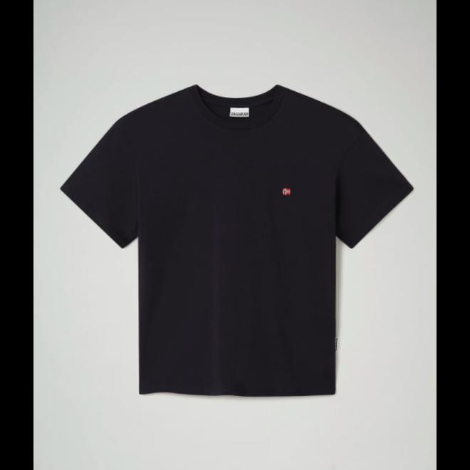 Heren Salis T-shirt Donkerblauw