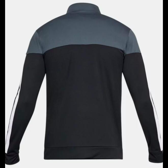 Sportstyle Track Vest Grijs/Zwart