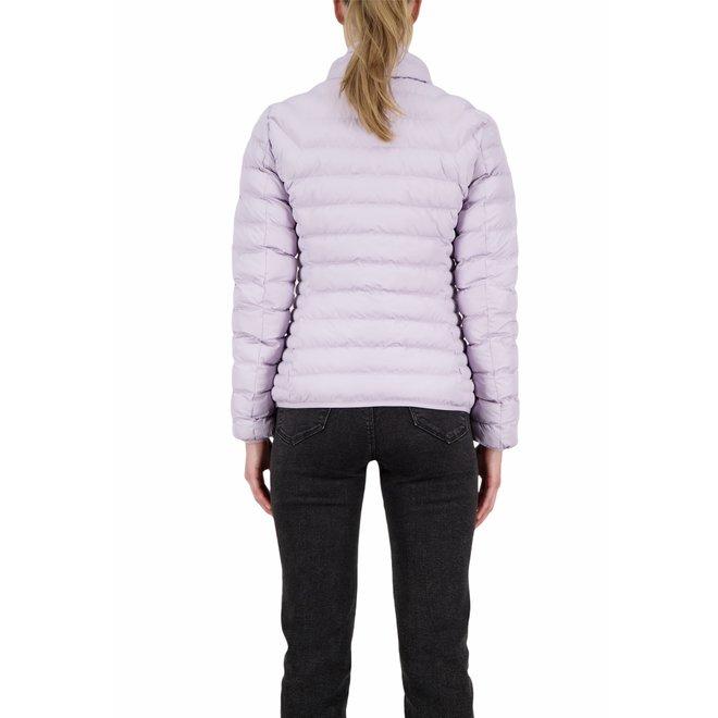 Dames Padded Jacket Lavender Frost