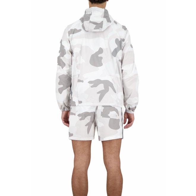 Heren Hooded Jacket Camo