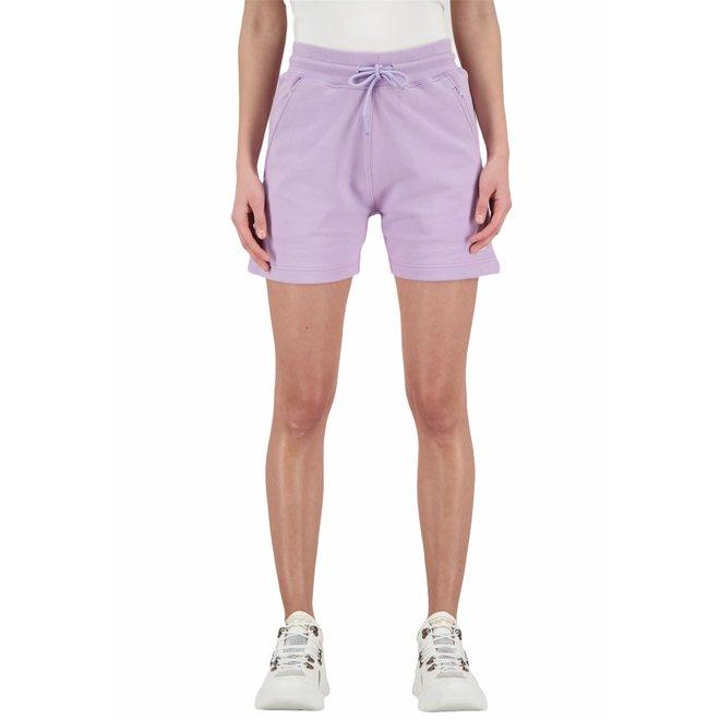 Dames Short Sweat Pants Lavender Frost