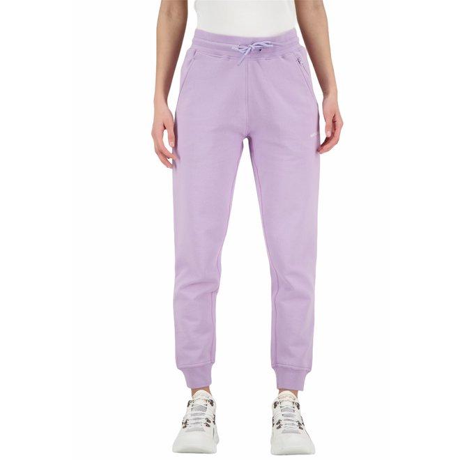 Dames Sweat Pants Lavender Frost