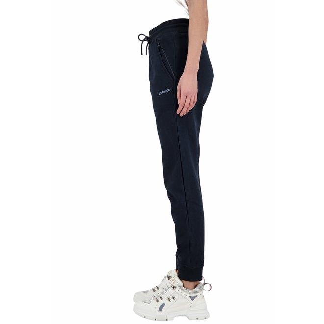 Dames Sweat Pants Dark Navy Blue