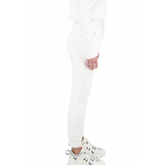 Dames Sweat Pants White
