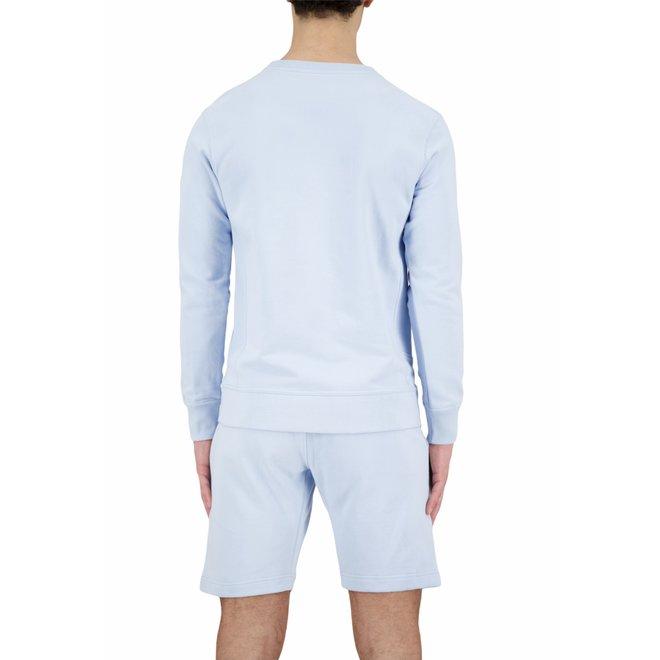 Heren Sweater Skyway Blue