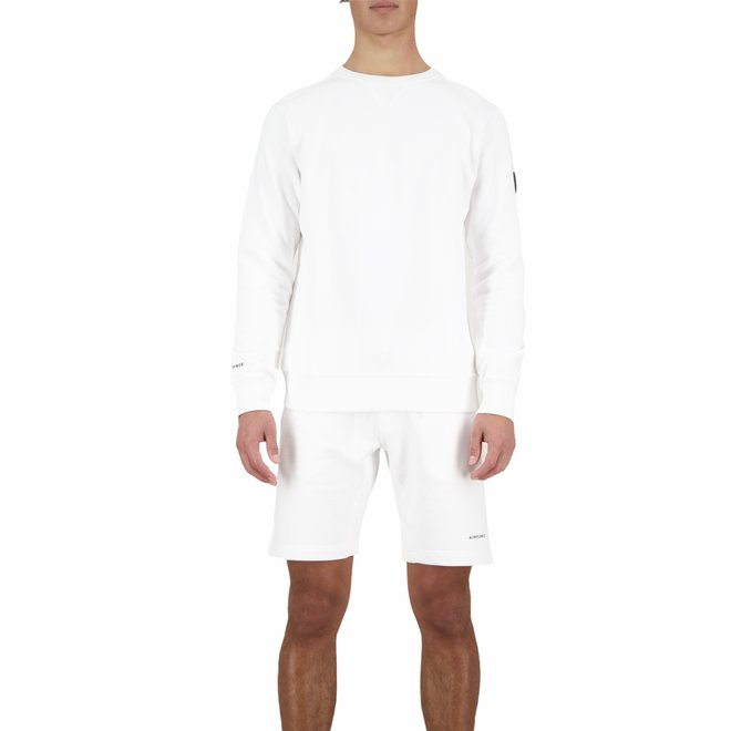 Heren Sweater White