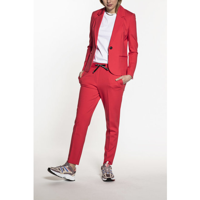 Beaumont Double Jersey Dames Chino Coral