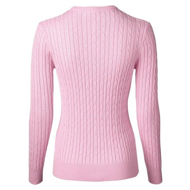 Madelene Knit Pullover Roze