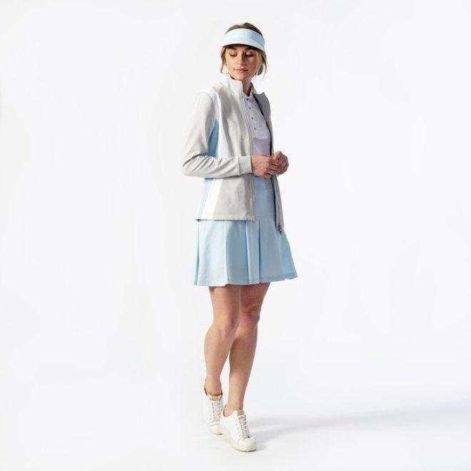 Angela Skort Licht Blauw