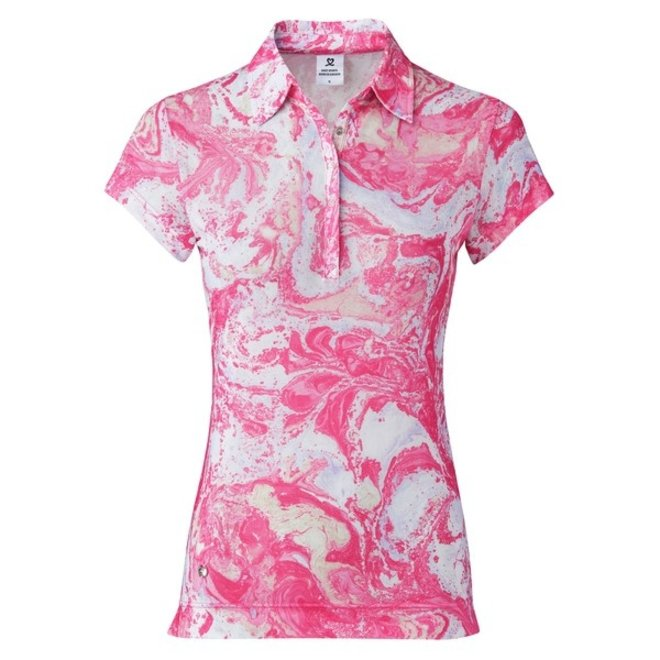 Daily Sports Adelina Mesh Polo Fruit Punch