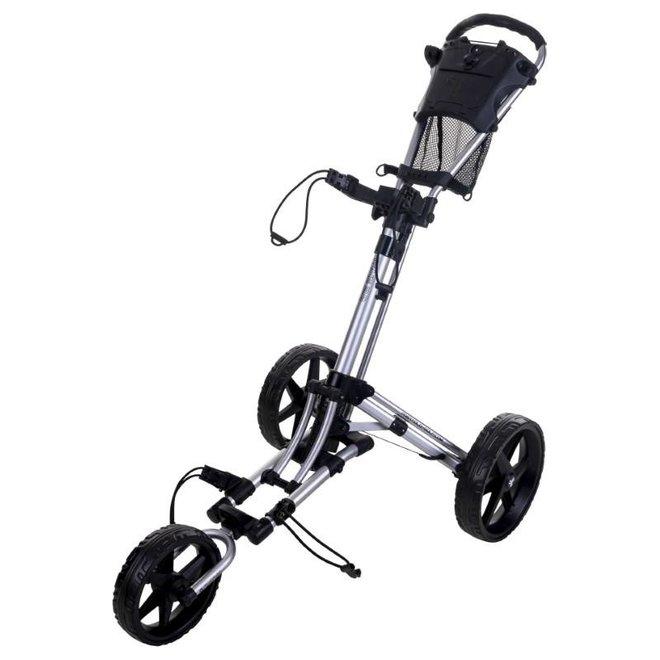 Fast Fold Trike 2.0 Silver / Black