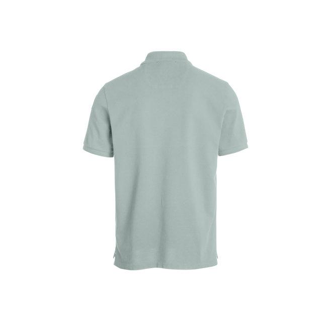Basic Polo Quarry/Blauw
