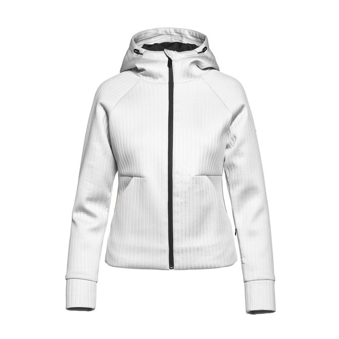 Goldbergh Ufita Hooded Jacket White
