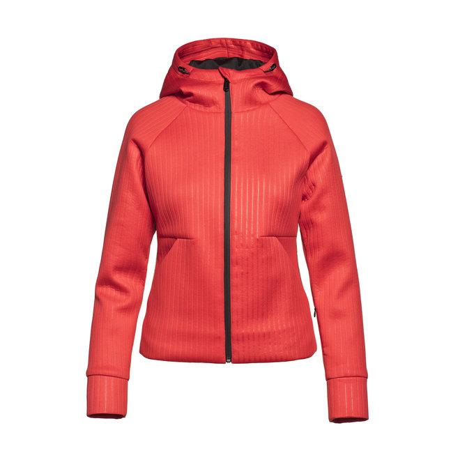 Goldbergh Ufita Hooded Jacket Flame