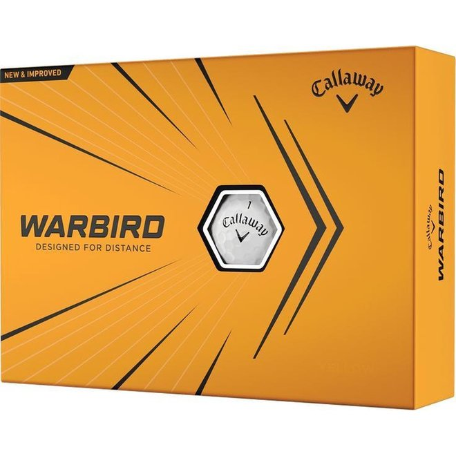 Callaway Warbird Golfballen