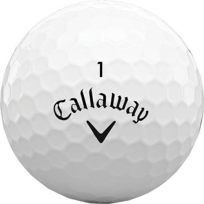 Callaway Supersoft Max Golfballen
