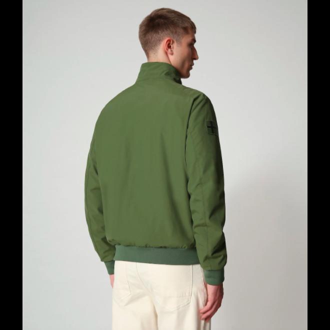 Heren Agard 1 Jacket Green Cypress