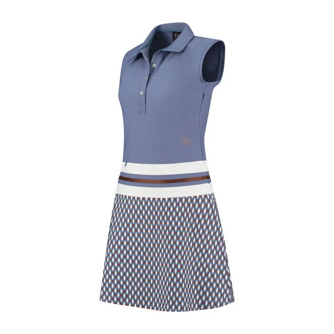 Beaudille Dress Par Print