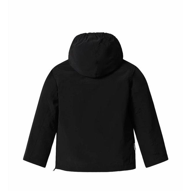 Napapijri Kids Rainforest Summer Jacket Black
