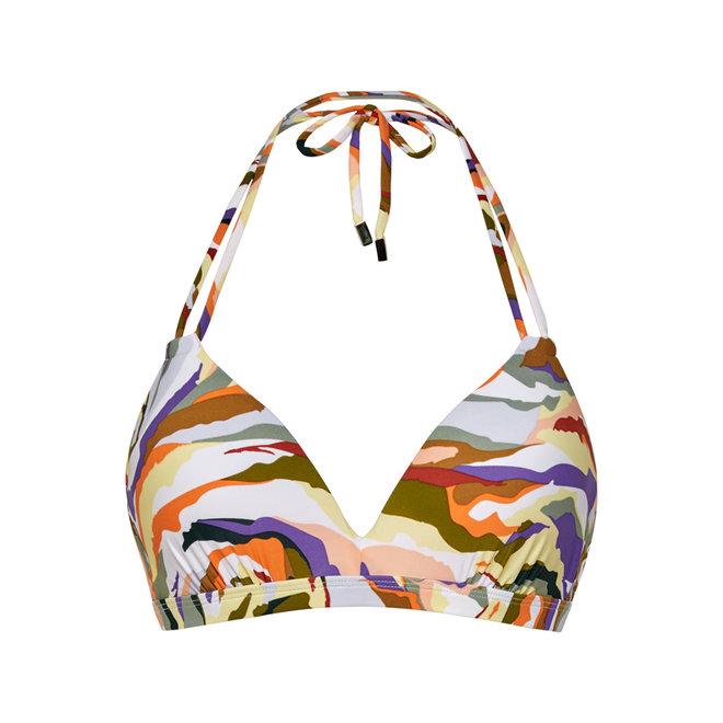 Beachlife Halter Bikini Artisan