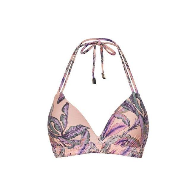 Halter Top Tropical Blush