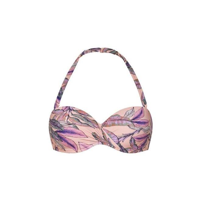 Beachlife Bikini Foam + Wired Tropical Blush