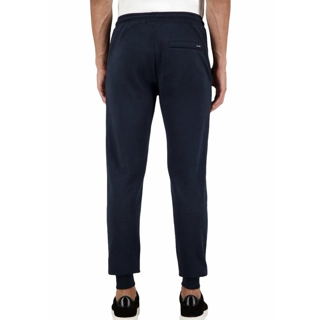 Heren Sweat Pants Dark Navy Blue
