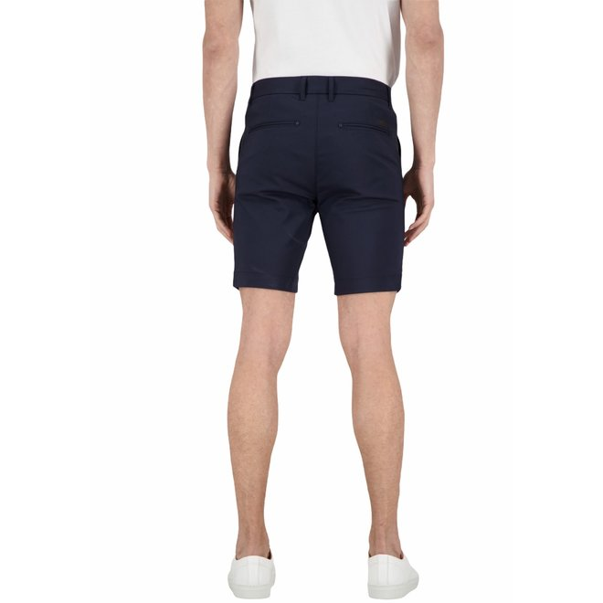 Short Chino Dark Navy Blue