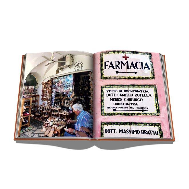 Capri Dolce Vita Book