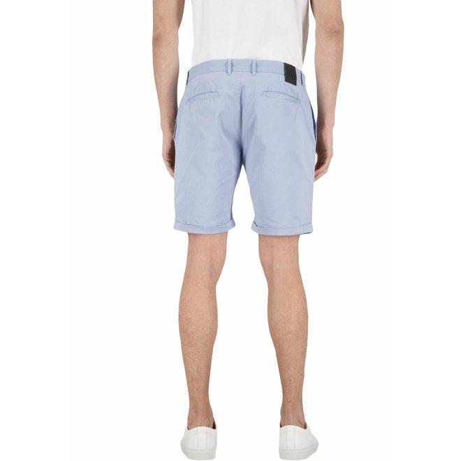 Heren Short Garment Skyway Blue
