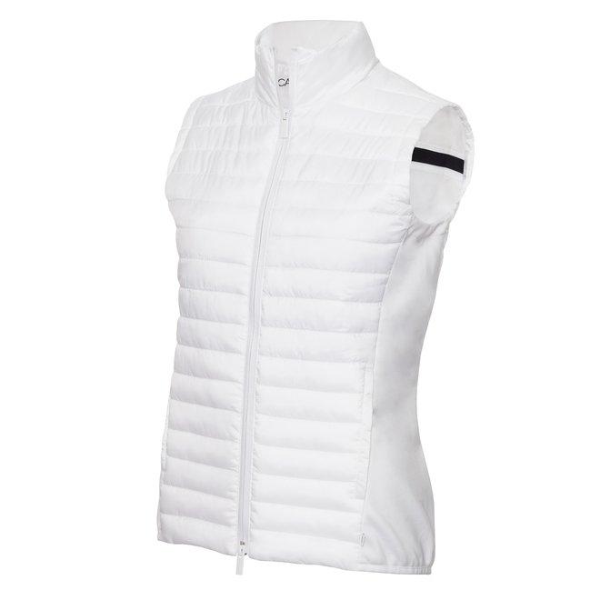 Dames Bodywarmer White