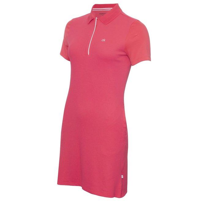 Dames Dress Jete/Roze