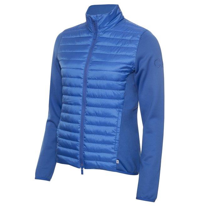 Dames Jacket Yale Blue