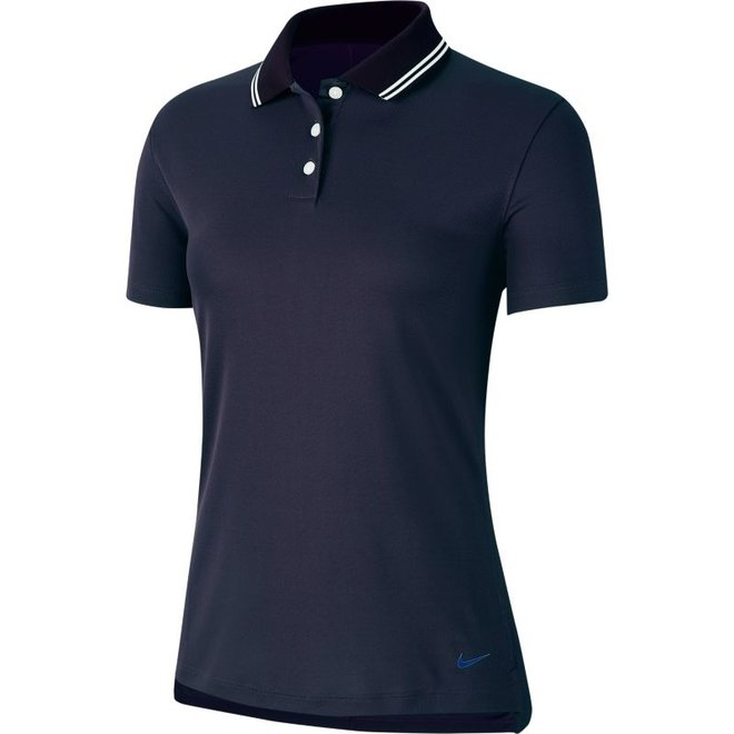 W Dry Victory Polo Navy