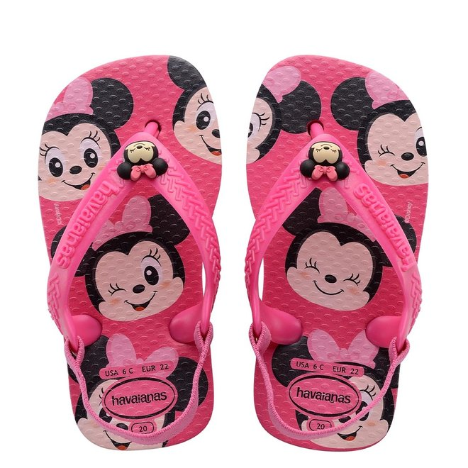 Baby Disney Classics II Roze/Minnie Mouse