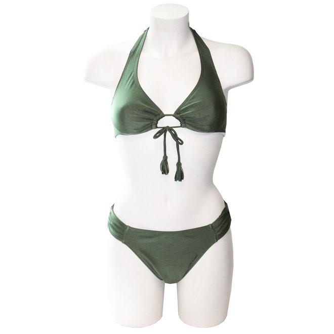 Ladies Triangle Wire Bikini