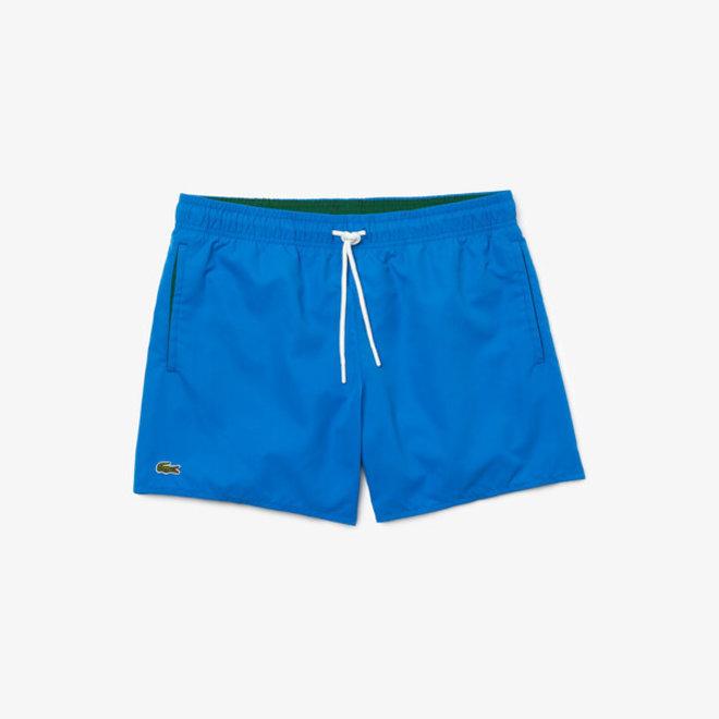 Lacoste 1HM1 Mens Swim Short Kobalt