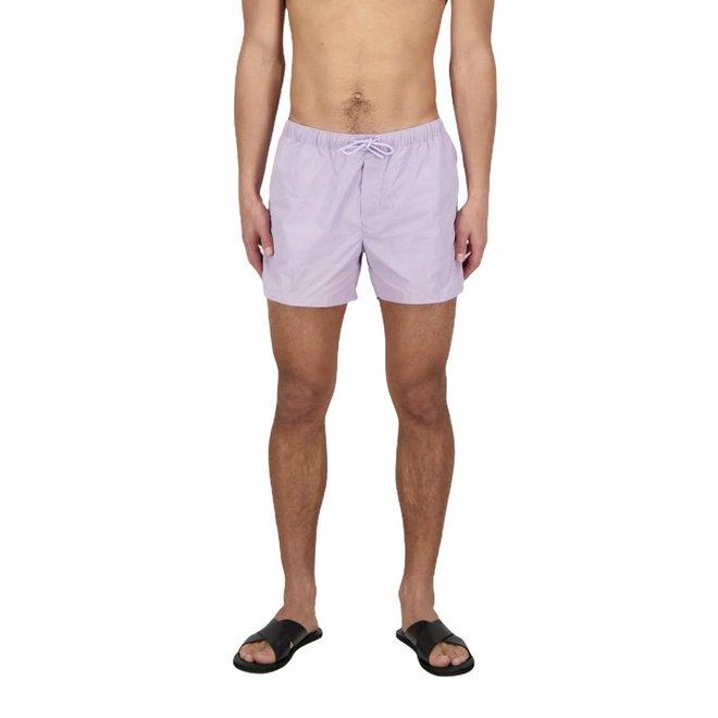 Heren Swimshort Outline Lavender