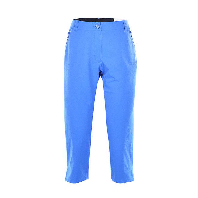 Dames Capri Broek Yale Blue