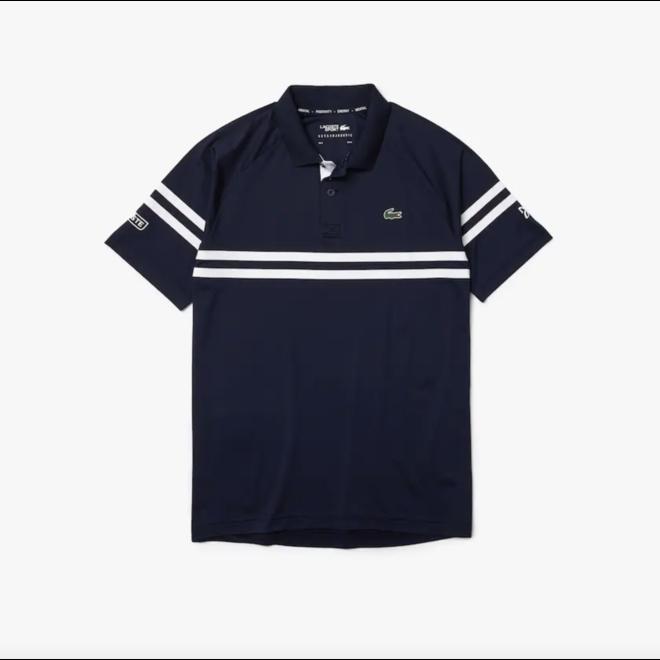 Tennis/Golf Polo Men Navy White