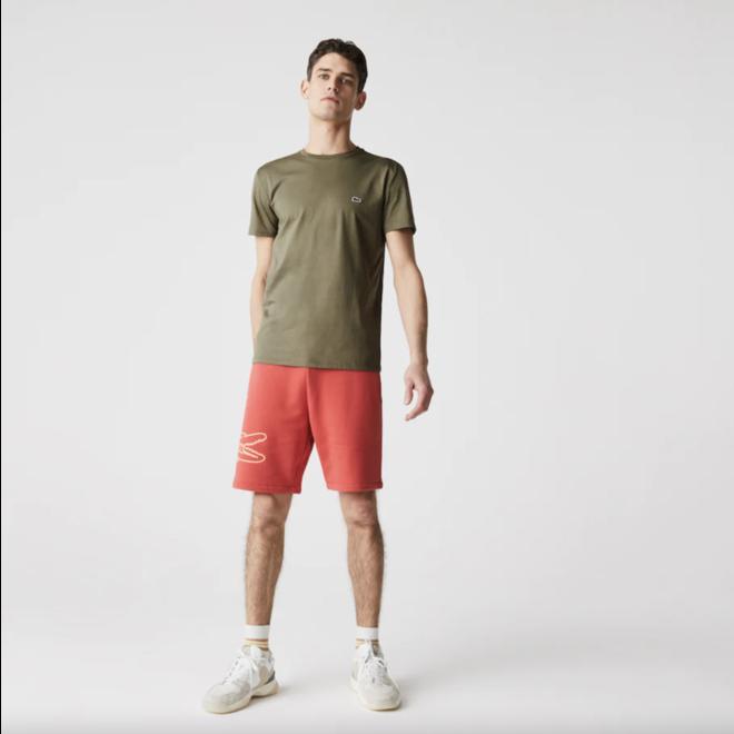 Heren T-shirt 1HT1 Army Groen