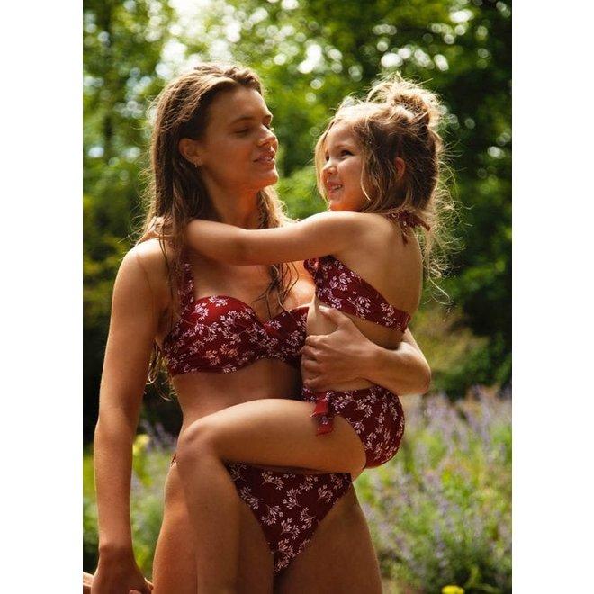 Meisjes Bikinibroekje Little Leaves