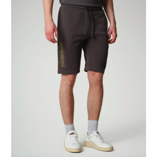 Heren Nallar Short Sweat Pant Dark Grey