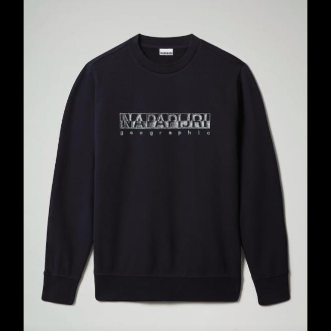Ballar Heren Sweater Navy