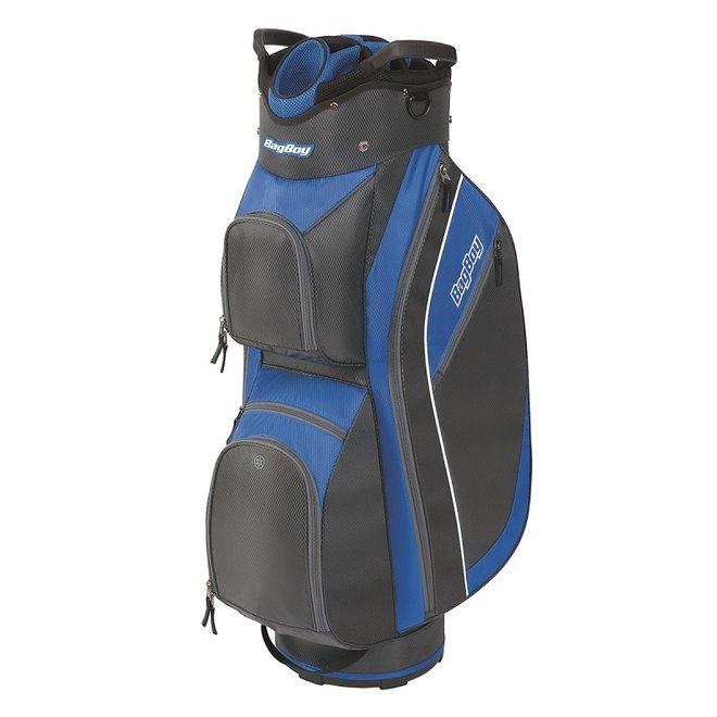 Super lite 2020 Cart bag Charcoal/Blue