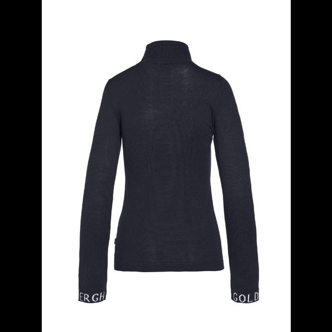 Goldbergh Club Sweater Dark Navy