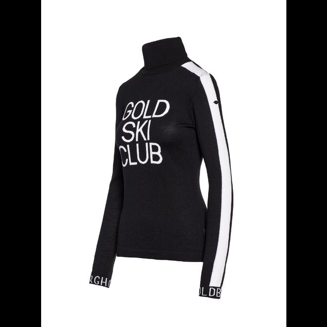 Goldbergh Club Sweater Black