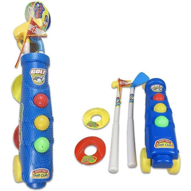 - Kids Toy Plastic - My first Golfset